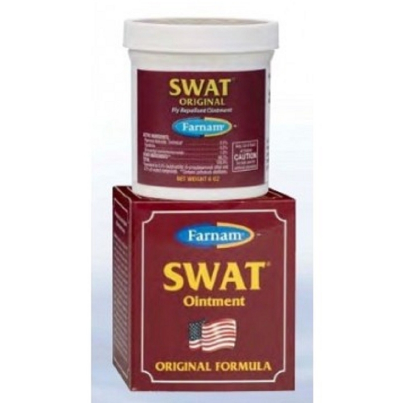 Farnam Swat crema antimosche per cavalli