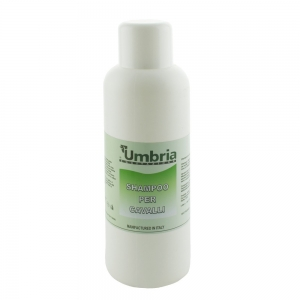 Umbria Equitation shampoo for horse