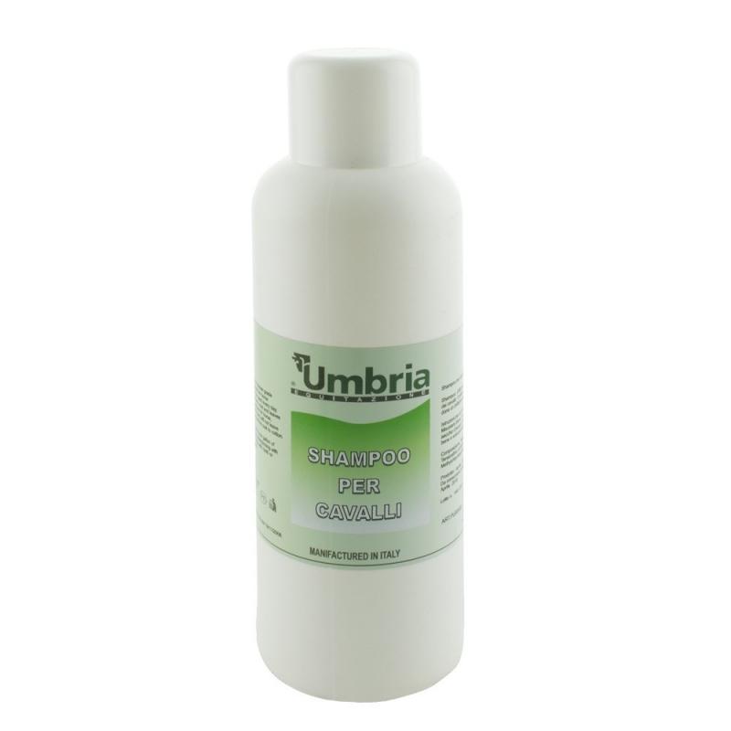 Umbria shampoo  per cavalli