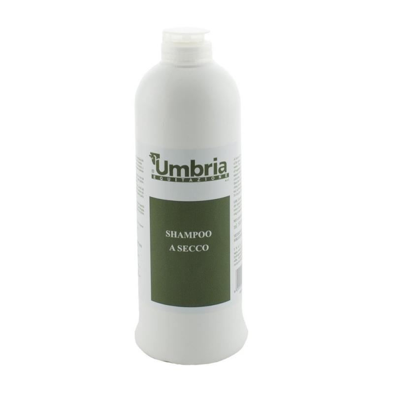 Umbria shampoo a secco per cavalli