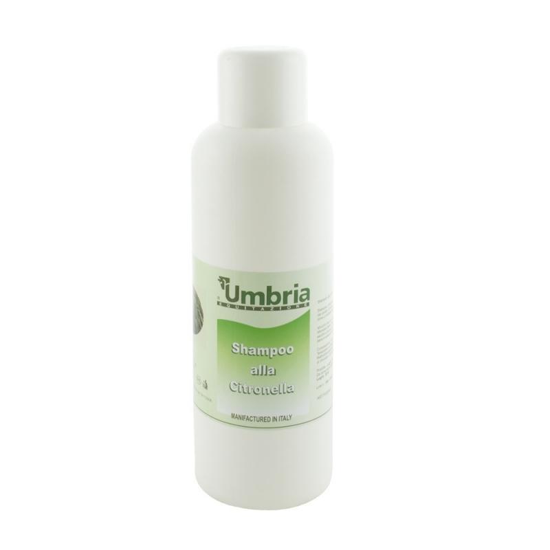 Umbria shampoo alla citronella