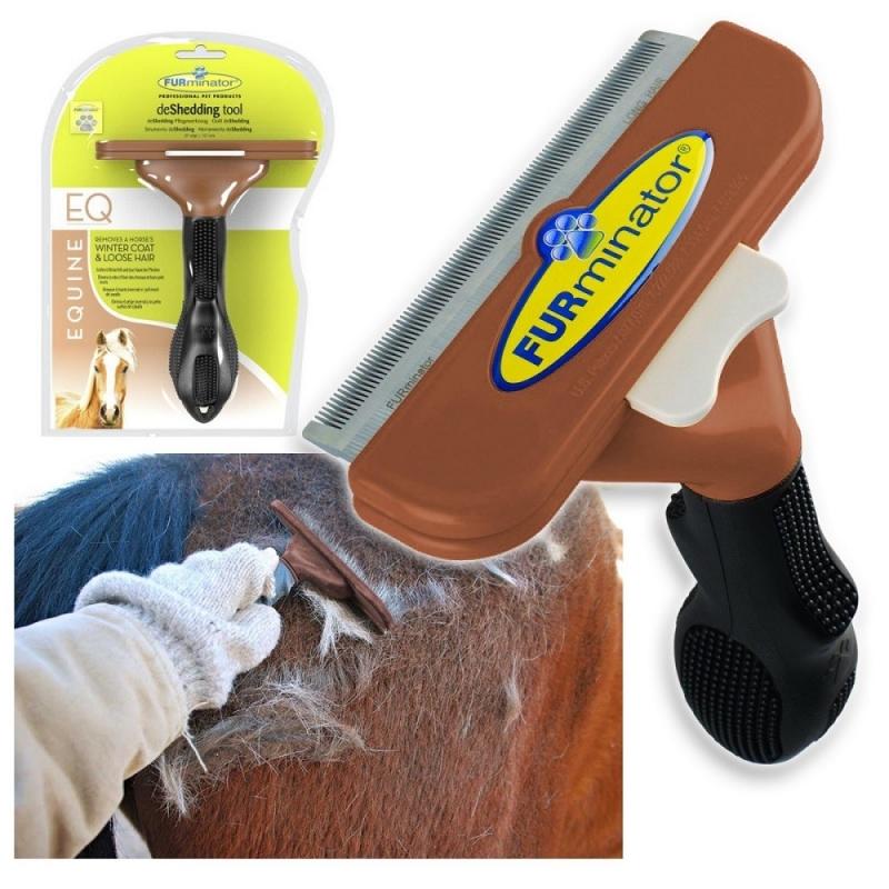 Furminator equine spazzola per pelo