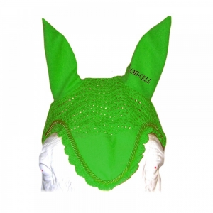 Lami-cell fly bonnet mirage collection green