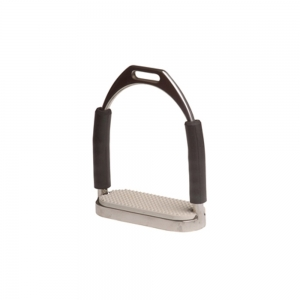 Umbria Equitation inox steel stirrup