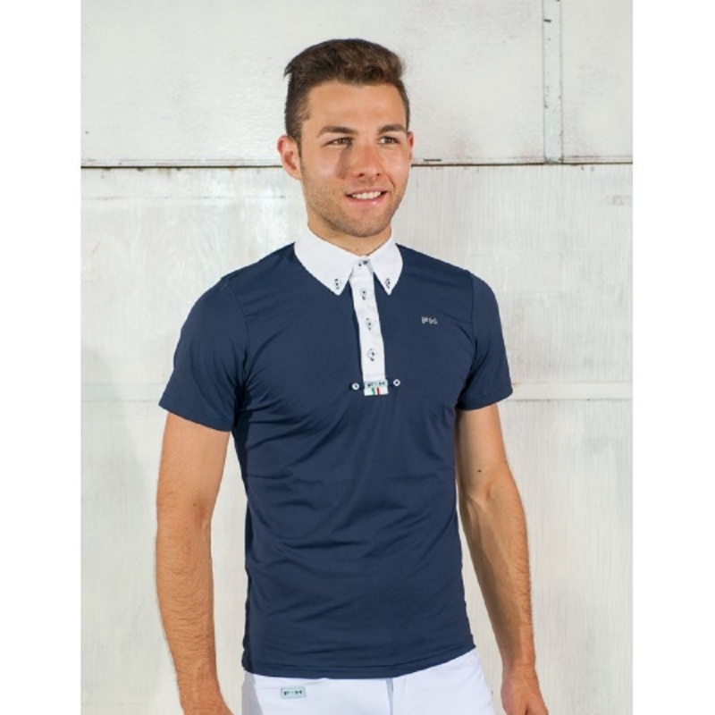 For Horses maglietta tecnica da gara uomo modello Argo