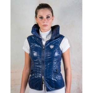 For Horses sleeveless windbreaker Ester model