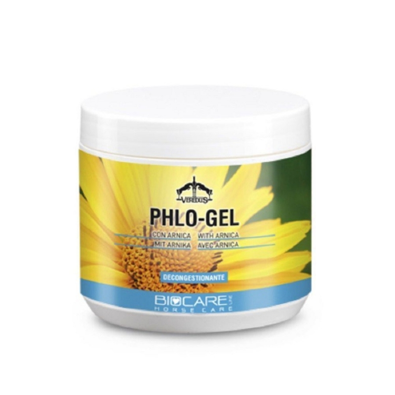 Veredus phlo-gel rinfrescante muscolare e tendineo
