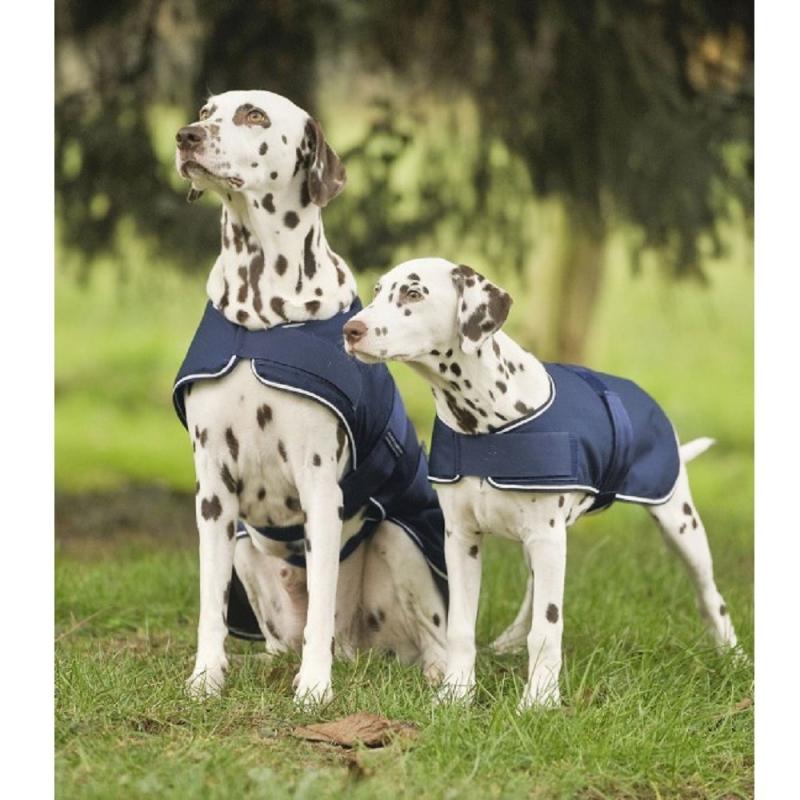 Waldhausen coperta per cani anti pioggia e vento