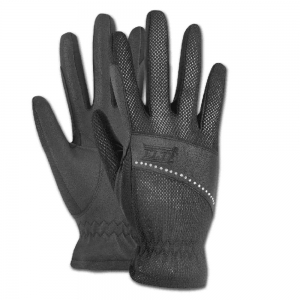 Waldhausen Equitation gloves with strass insert soft and light