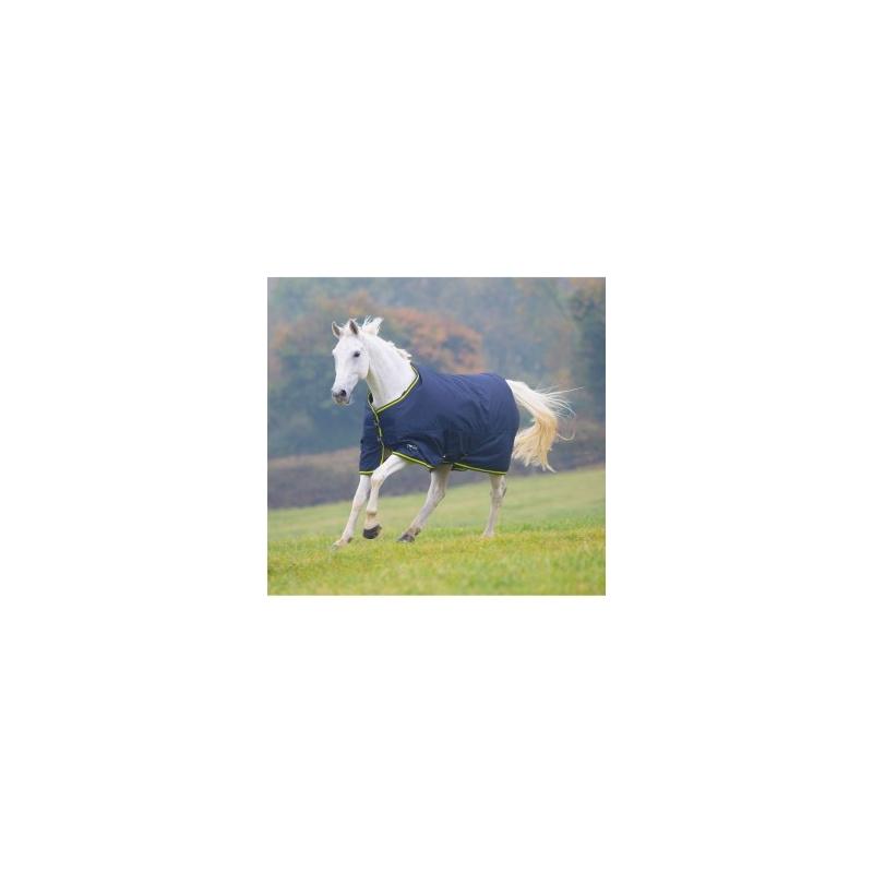 Shires coperta Tempest original da paddock 200 g da cavallo e pony colore blu