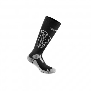 Veredus high equitation socks unisex black color