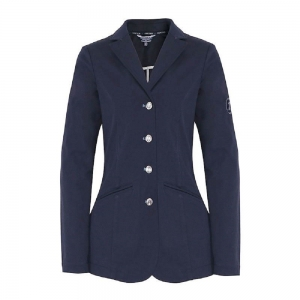 Harcour contest  jacket Lucky model for woman Blue