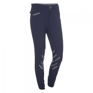 Harcour man trousers with grip blue navy color Costa model