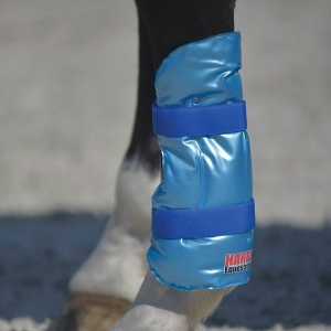 Waldhausen shin cover for cold and hot compress for pony and horses