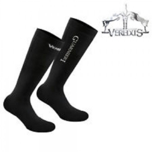 Veredus equitation summer Socks unisex Black color