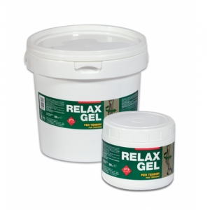 FM Italia Relax Gel for tendon only for racing horses