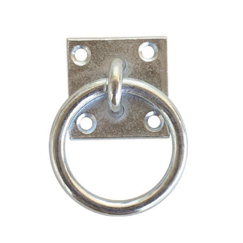 Tattini anello da box zincato