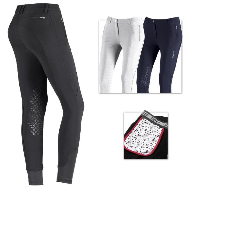 Tattini Gemma pantaloni da equitazione donna