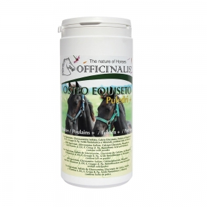 Officinalis Osteo Equiseto animal feed complementary for colt