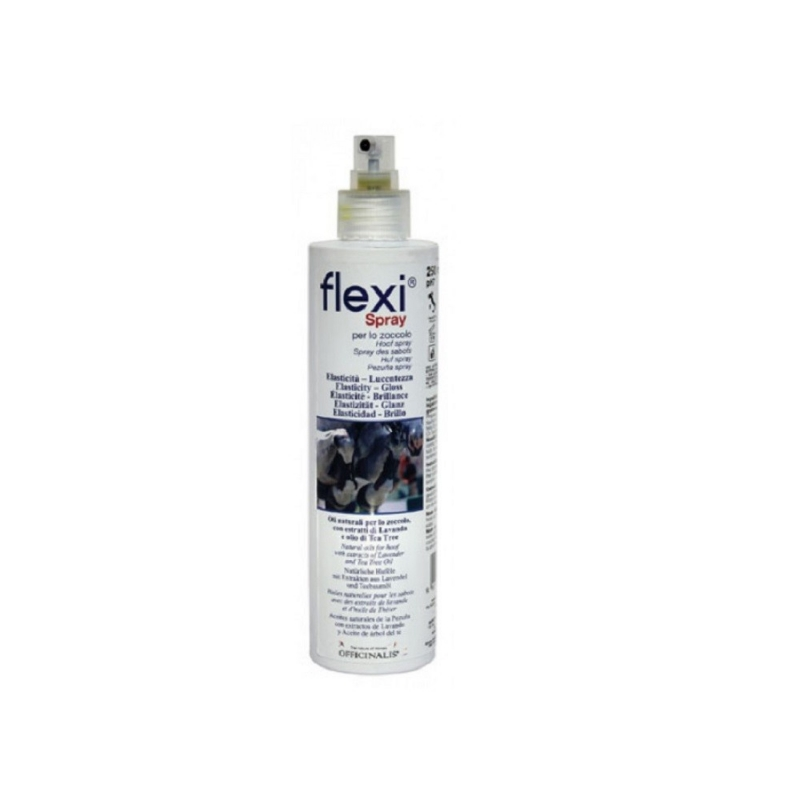Officinalis Flexi Spray grasso per zoccoli 250 ml