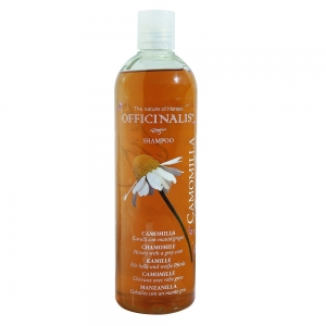 Officinalis camomile Shampoo for horses with grey skin