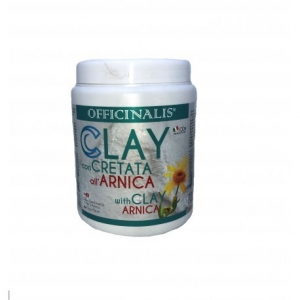 Officinalis Clay Cretata Con Arnica 1 kg