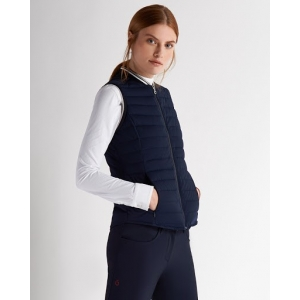 Cavalleria Toscana Gilet Donna Modello  Quilted GLD166