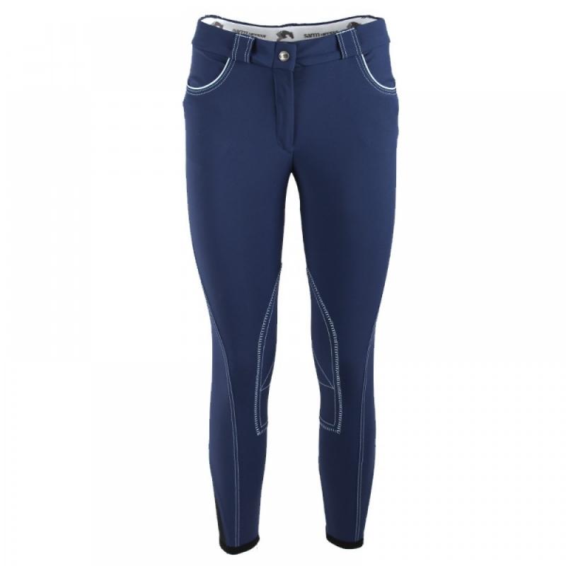 Sarm Hippique Pantalone donna modello Rebecca Grip Colore Blu