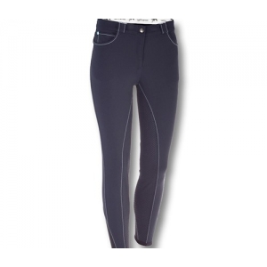 Pantaloni da donna modello Dakota full Grip Sarm Hippique