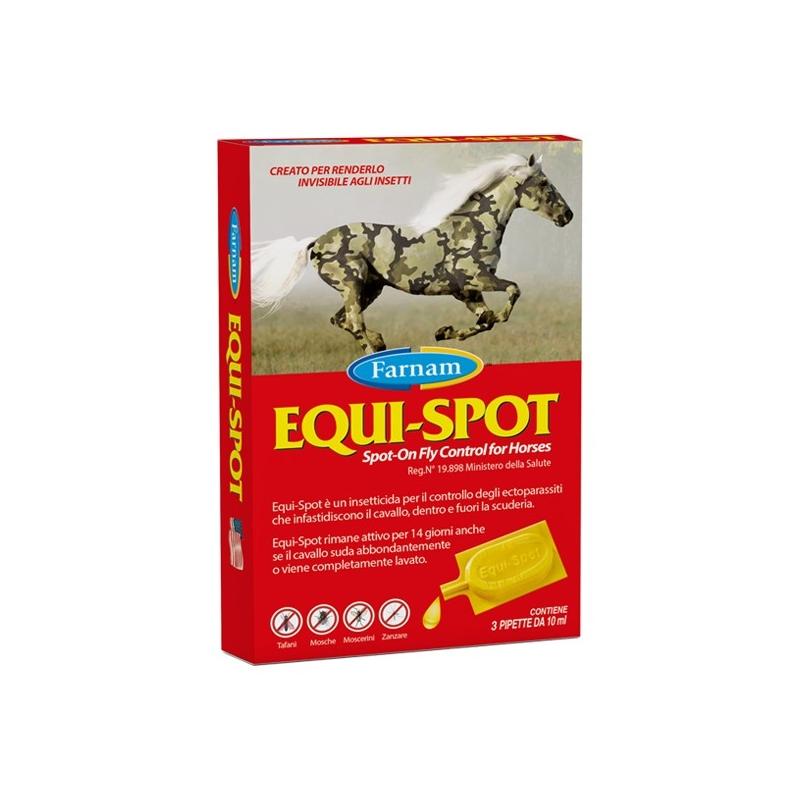 Farnam Equi-Spot fialette repellenti per cavalli