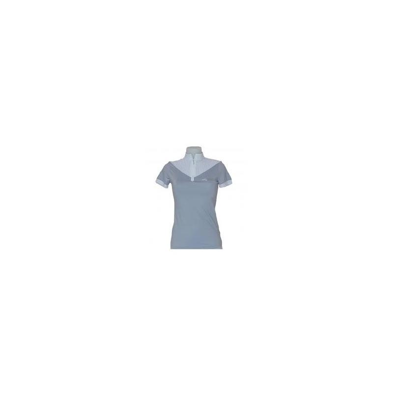 Sarm Hippique Polo Camilla in microfibra leggera colore Blu
