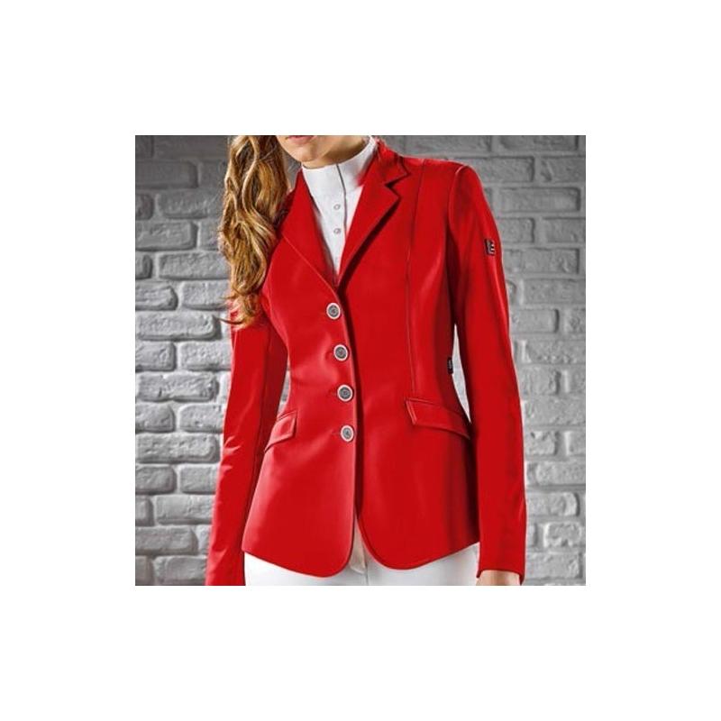 sneakers for cheap f4864 732b5 Equiline giacca da concorso donna modello Gait Colore Rosso - Selleria Store