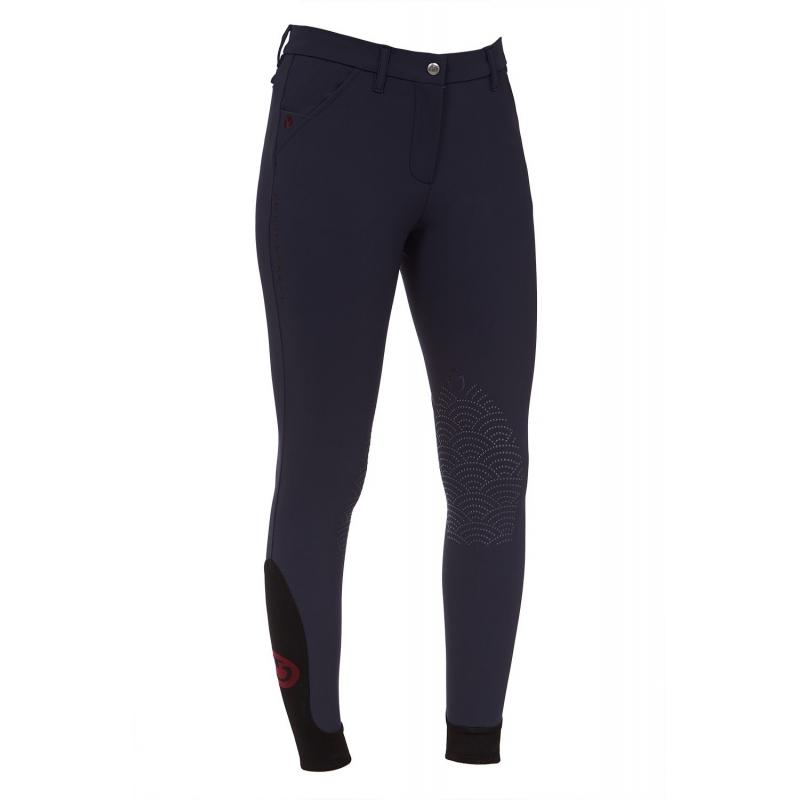 Pantaloni da donna in tessuto tecnico Cavalleria Toscana