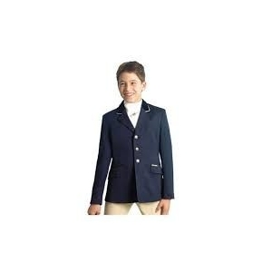 Sarm Hippique kids contest jacket Grey