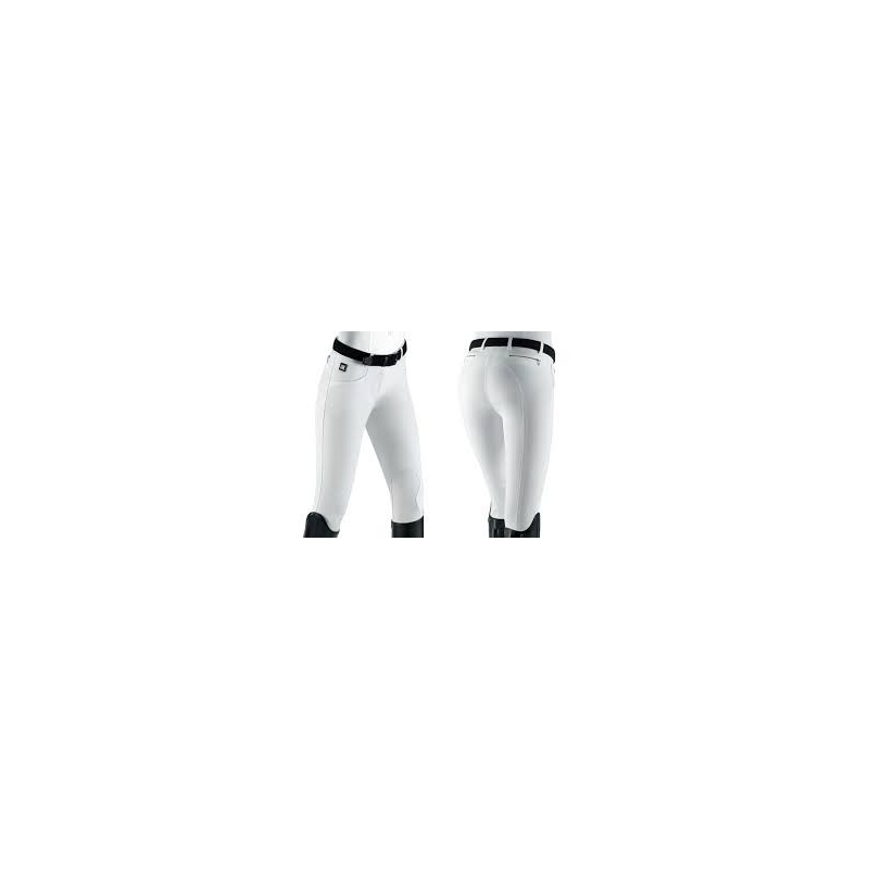 Equiline pantalone donna modello Ash-Grip colore Bianco