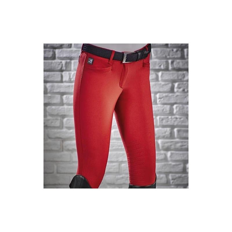 Equiline pantalone donna modello Ash-Grip colore Rosso