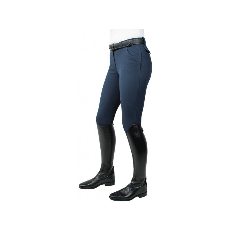 Equiline pantalone donna modello Boston colore Blu Navy