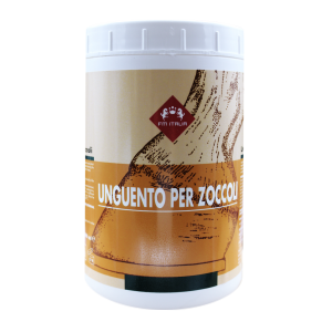 FM Italia natural hoof unguent for horses 1000ml