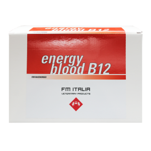 FM ITALIA Energy Blood B12 30x 30 gr