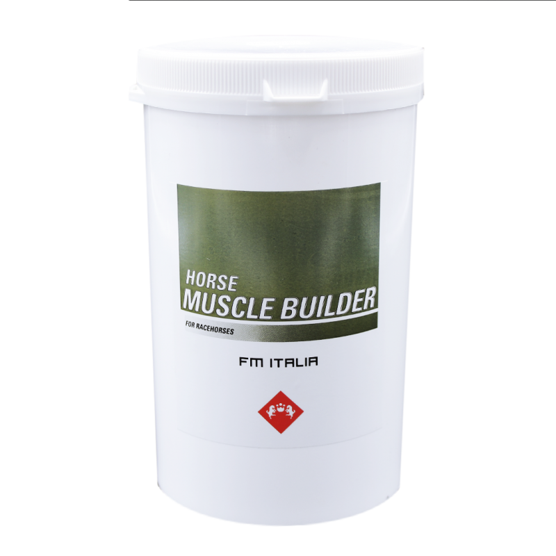 FM Italia Horse Muscle Builder 600 g
