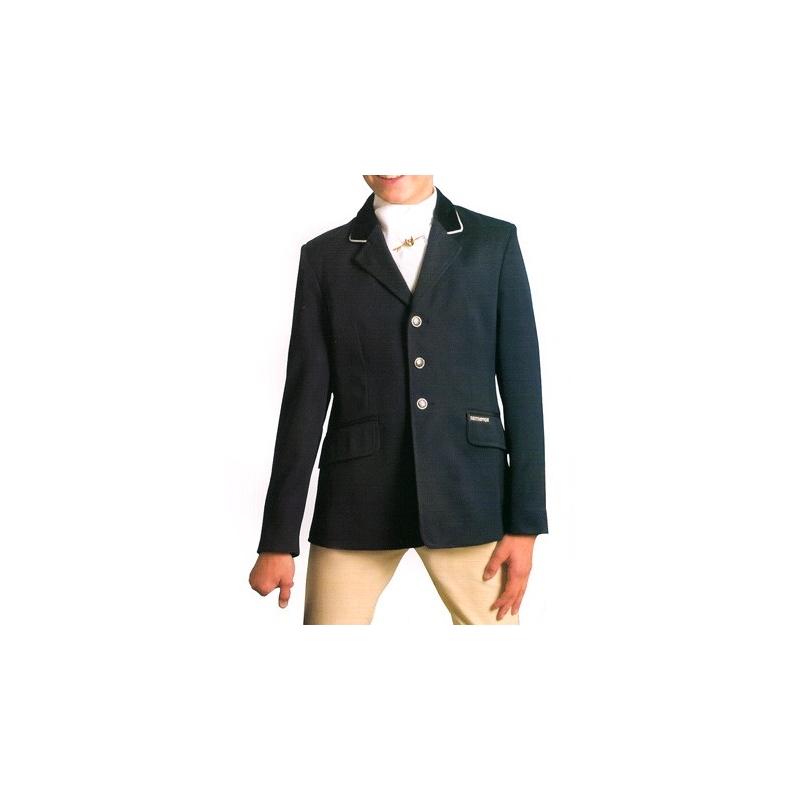 Sarm Hippique giacca da concorso bambino colore Nero