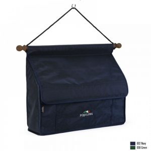 Equiline Equitation Storage Blue Navy color