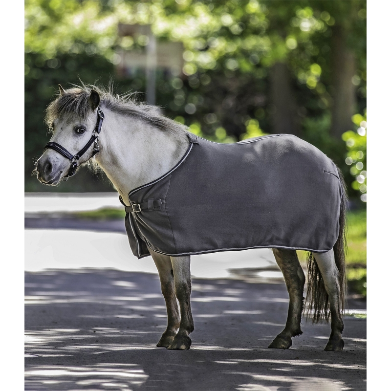 Waldhausen coperta in pile da equitazione modello Fleece Rug