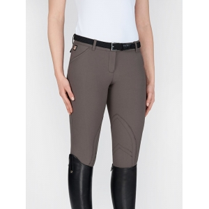 Equiline Equitation Women trousers Boston model White