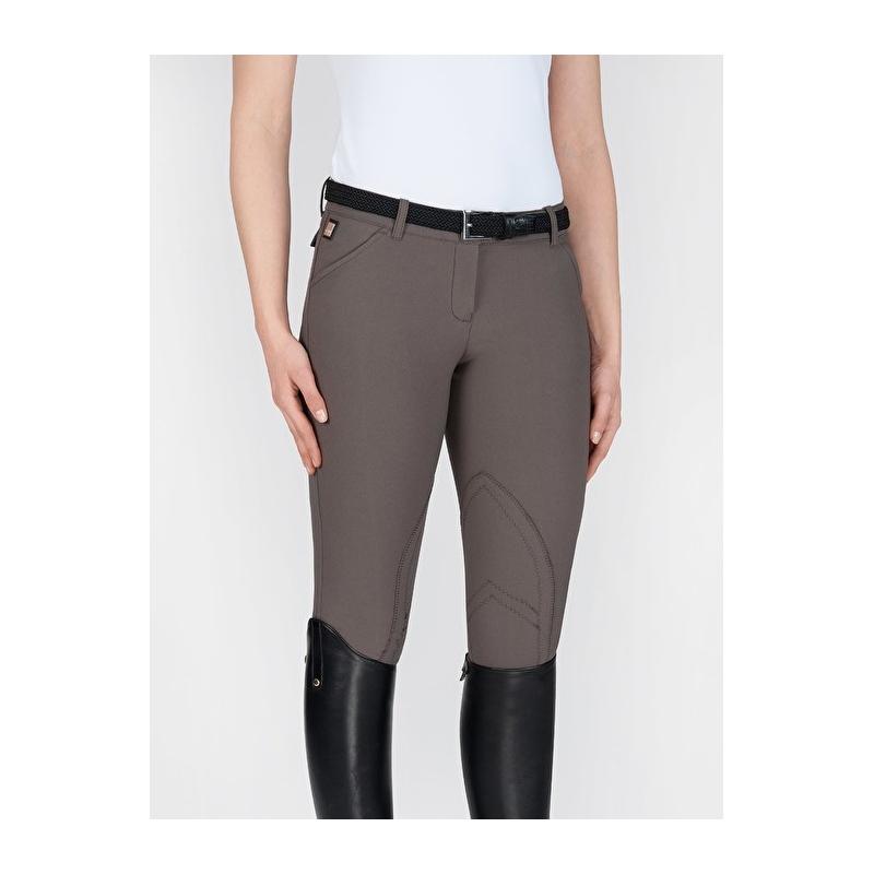 Equiline pantalone donna modello Boston colore Bianco