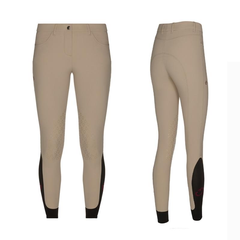 Cavalleria Toscana pantalone in tessuto tecnico da donna new grip system