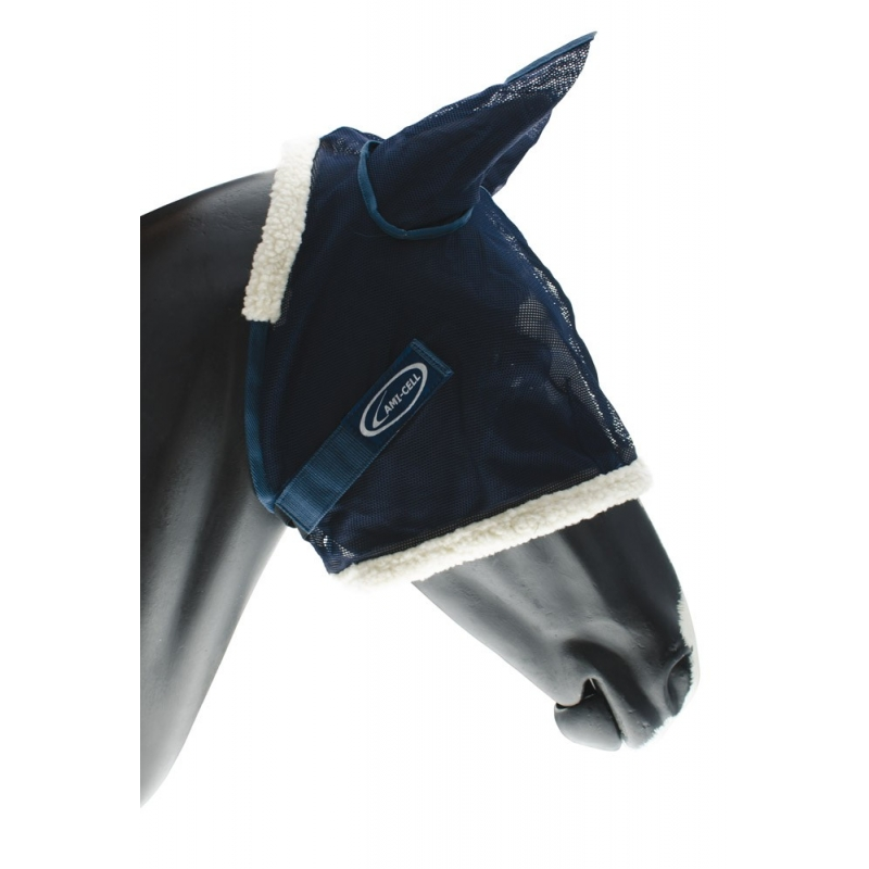 Lamicell maschera antimosche con copriorecchie