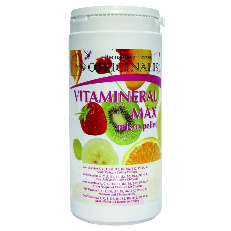 Officinalis polivitaminici Vitamineral Max