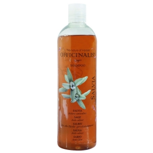 Officinalis Shampoo made with sage against smell