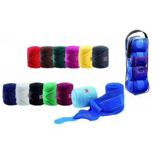 Tattini rest bands for pony
